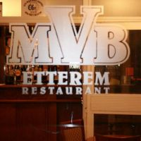 MVB PUB at Étterem