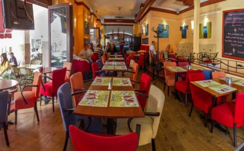 Café Vian Gozsdu