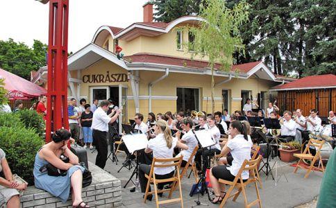 Szamóca Cukrászda & Café