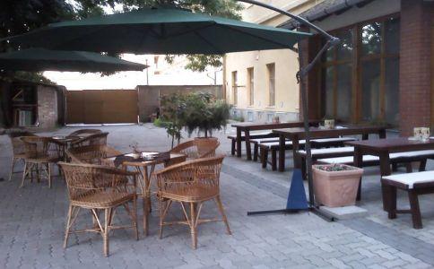 Cooltour Kert Café