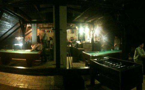 Padlás Club