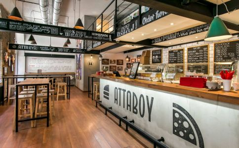 Attaboy Streat Food Bistro