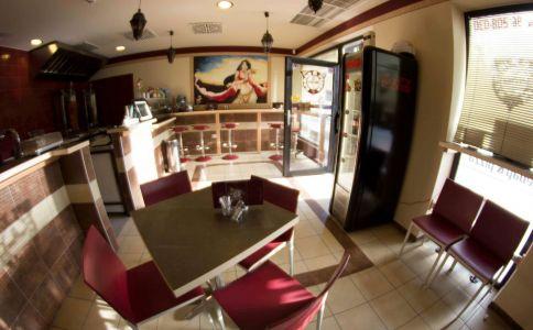 D. Corner Kebap & Pizza