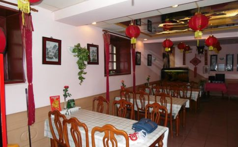 Kínai Nagyfal Étterem