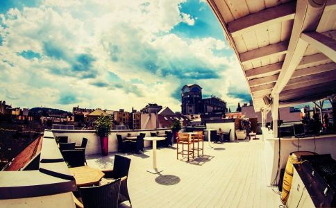 Gozsdu Sky Terrace