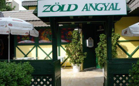 Zöld Angyal Étterem