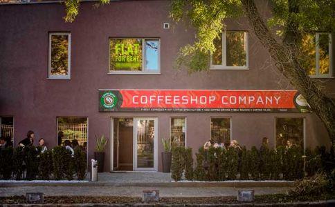 Coffeeshop Company Pécs