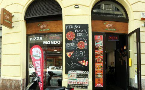 Mondo Pizzéria