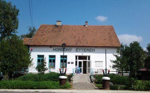 Horgony Étterem