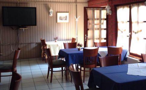 Szomjas Horgász Étterem és Pizzéria