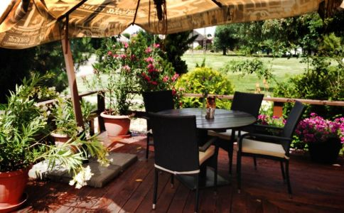 Bali Art Cafe