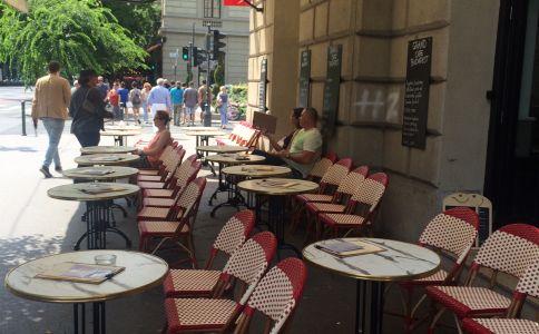 Grand Café Budapest