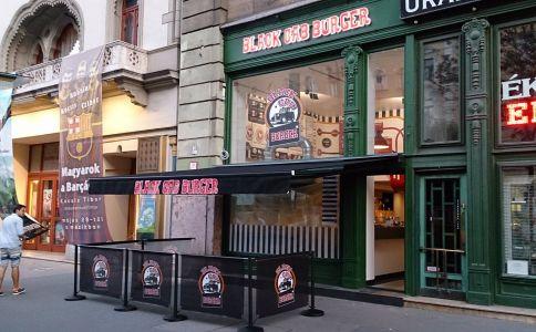 Black Cab Burger