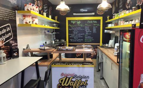 Belgian Waffel Bar