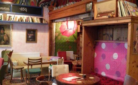 Unplugged Cafe Budapest