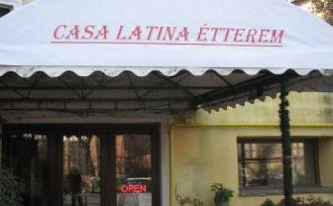 Casa Latina Étterem