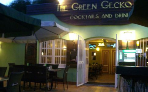 Green Gecko Bar