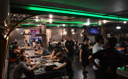 Barcraft Szeged