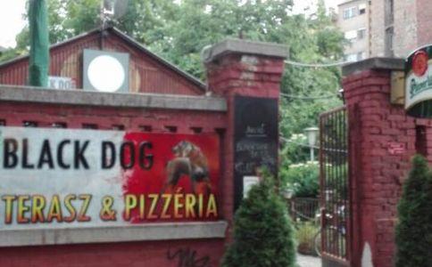Black Dog Pizzéria