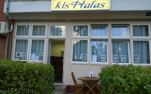 KisHalas Stúdió Étterem