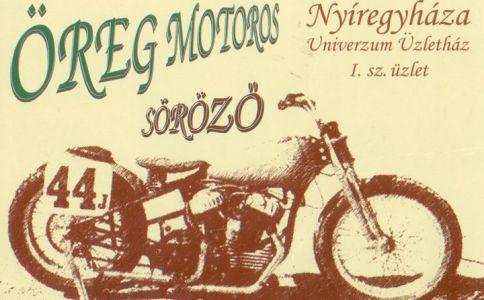 Öreg Motoros Söröző