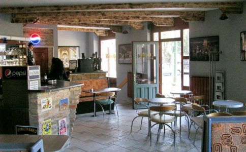 The BostoN caffe