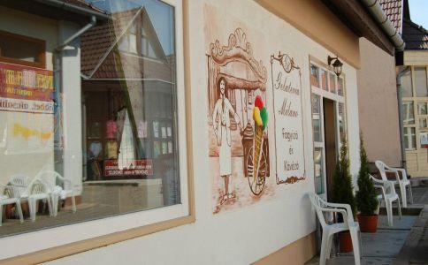 Gelateria Milano Kávézó