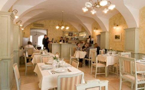 Kereskedőház Café