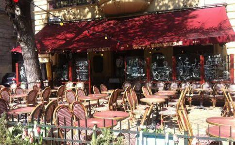 Gerlóczy Cafe