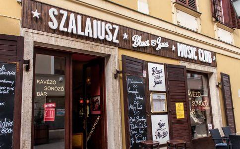 Szalaiusz Club