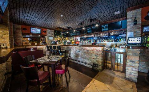Cosa Nostra Pub