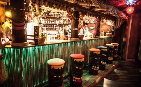 Rumpus Tiki Bar