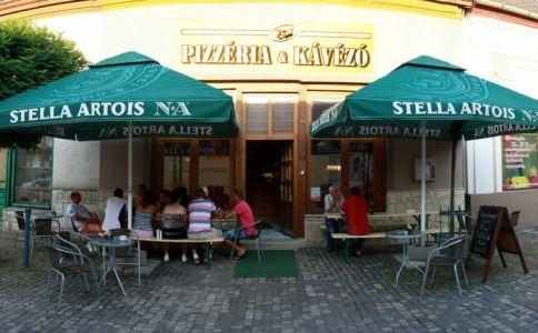 BüféPont Pizzéria,Kávézó