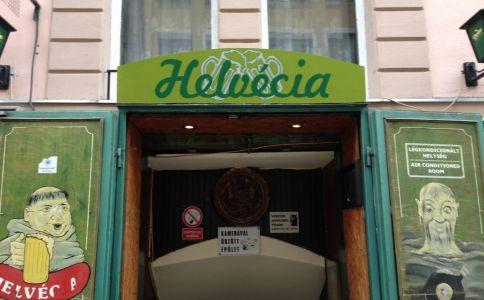 Helvécia söröző