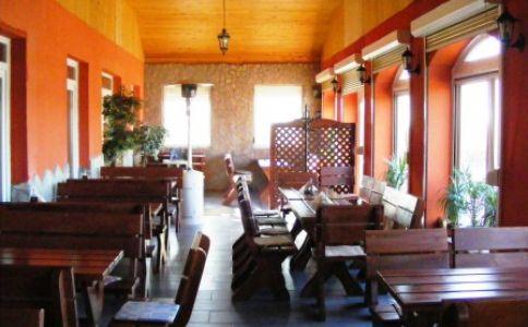 Csendes Pihenő étterem