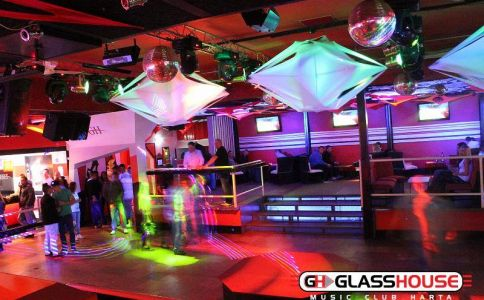 Glasshouse Disco Harta