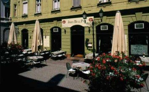 John Bull Pub Győr