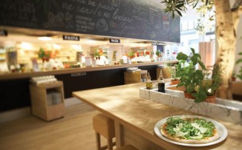Vapiano Fashion Street