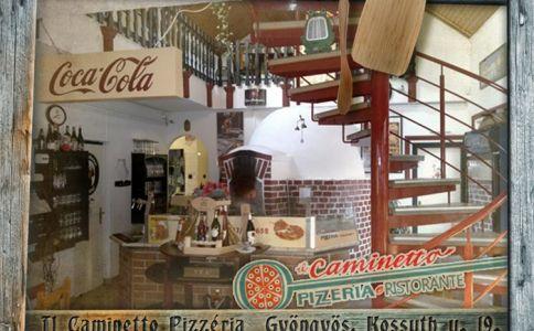 il Caminetto Pizzéria