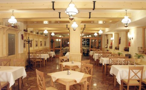 Nimród Hotel Étterem