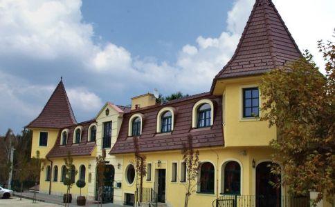 Aranykorona Vendéglő Hotel