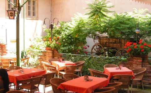 Classic Café Szerb Étterem