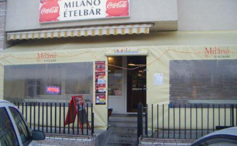 Milánó Ételbár