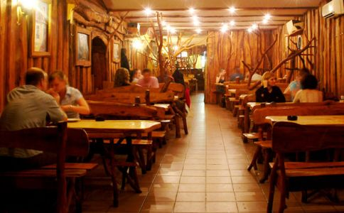 Fanyűvő Étterem