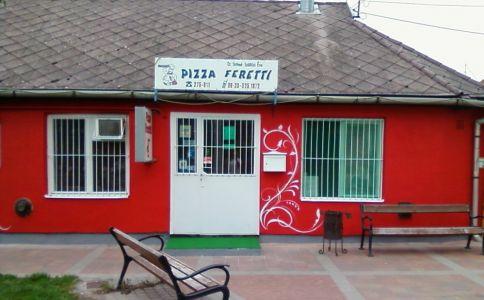 Pizza Feretti
