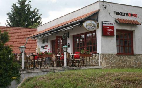 Fekete Bors Étterem