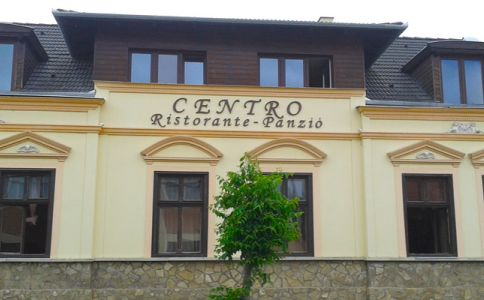 Centro Étterem és Panzió