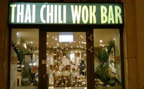 Thai Chili Wok Bar