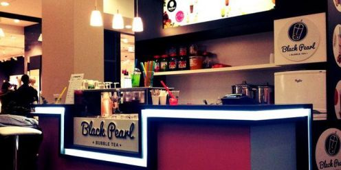 Black Pearl Bubble Tea