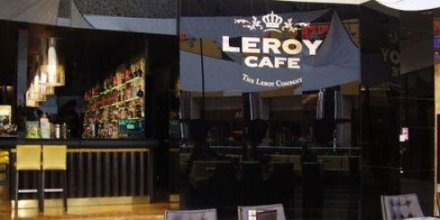 Leroy Cafe Arena Plaza